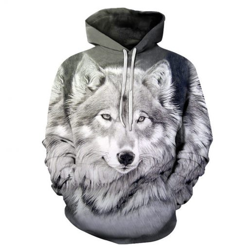 2019 Mystical Wolf Hoodie Collection