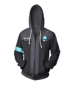 2019 Detroit Become Human Connor RK800 Hoodie