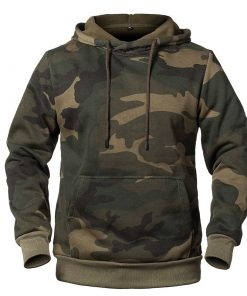 2019 Casual Camouflage Hoodies