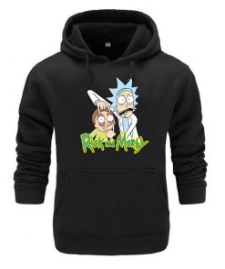 2020 Rick and Morty Anime Brand Hoodie