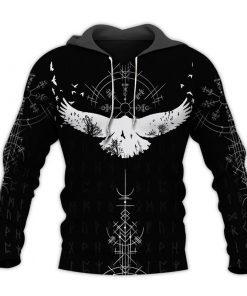 2019 Viking Bird of Prey Hoodie