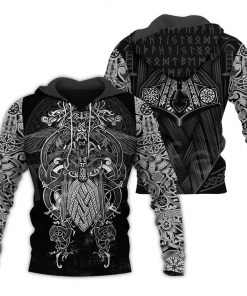 2019 Viking Tattoo Warriors Hoodie