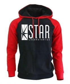 2020 multi-colored Star Labs Hoodie