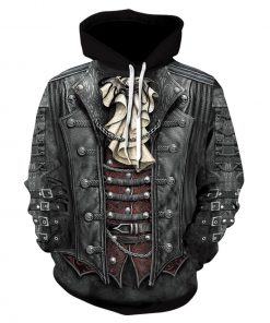 2020 Bikers Rule Cosplay Hoodies