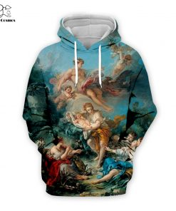 2020 The Infant Bacchus 3D Hoodie